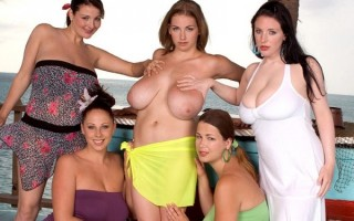 Lorna Morgan, Christy Marks, Angela White, Gianna Rossi, Terry Nova
