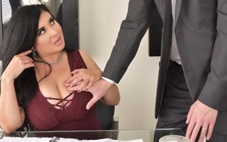 Role Play is Not Enough - He Wants To Fuck Her Giant Jugs!