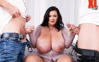 Nila Mason is Too Much Woman Even For Two Studs