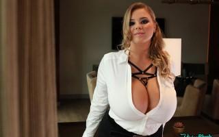 Finally Vivian Blush first topless ever