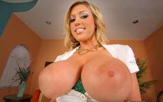 12 pics and 1 movie of Memphis from Big Tits Boss