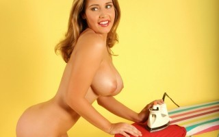Erica Campbell Ironing Board Babe