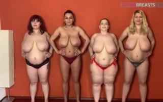 Boobsquad Erin Star , Helen Star , Mia Sweetheart & Roxanne Miller