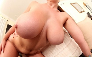 Brooke came back to Big Naturals again and was looking as sexy as ever. In a tight pink dress, her body was looking curvaceous and ripe. Brooke undressed for us and revealed those huge tits in all their glory. They had our mouths watering from the excitem