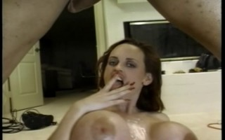Vintage Huge Tits - Mesha Lynn Takes A Big Load