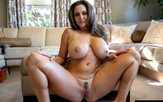 Busty milf Ava Addams gets fucked after shopping