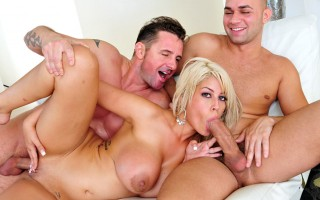 David Perry,Cristian Devil,Bridgette B.