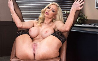 Nicolette Shea in Boss For A Day