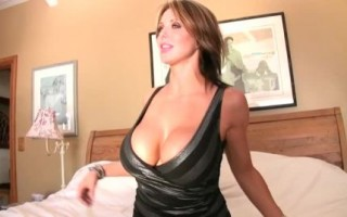 Welcome to Wednesday everyone and we have some good news for your Hump Day:  30G Brandy Robbins is back!  Yes, the sexy, slim and stacked babe with the awesome big tits and bedroom eyes has returned for another slice of .